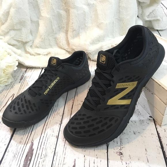 New balance minimus 20v4 vibram running shoes nwob